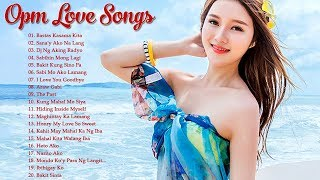Top 100 OPM Hugot Love Songs Ever - NEW OPM Tagalog Love Songs 2018