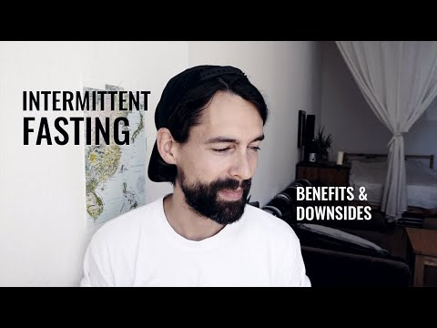 Intermittent Fasting 20/4, Benefits & Downsides (What I Eat in a Day)