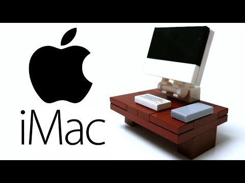 Tutorial - Lego Apple iMac
