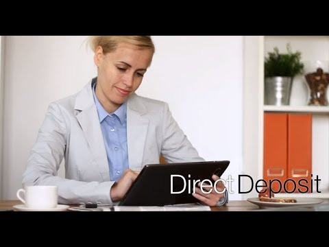 Get your money faster with Government of Canada Direct Deposit