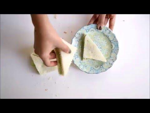 Tea Time Cucumber Sandwich