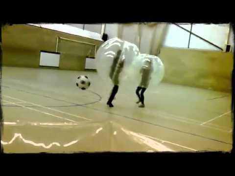 BumperFootball UK to New Zealand & Back
