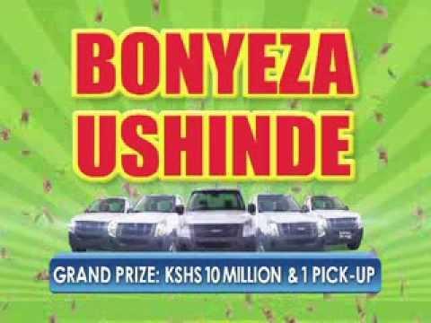 Bonyeza Ushinde