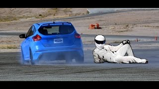 Ford Focus RS Hot Lap Driven by