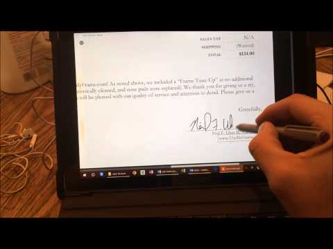 How to Add a Signature to a Word Document