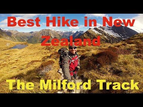 Best Hike in New Zealand!!!!!