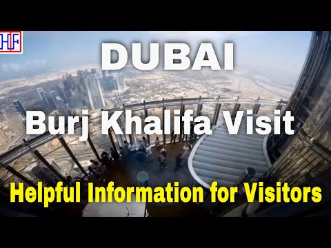 Dubai | Burj Khalifa | Travel Guide | Episode# 6
