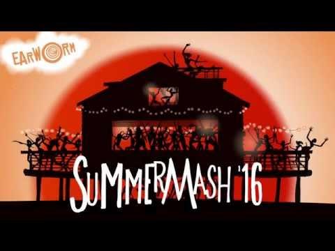 DJ Earworm - Summermash '16