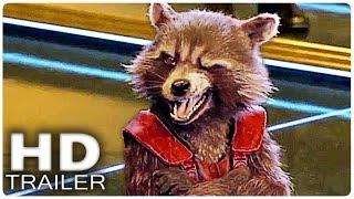 GUARDIANS OF THE GALAXY 2 Alle Clips + Trailer German Deutsch | Marvel 2017