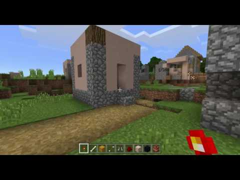 Minecraft New York City with Statue of Liberty Free Download