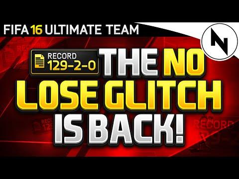 NO LOSE GLITCH IS BACK?! - FIFA 16 Ultimate Team