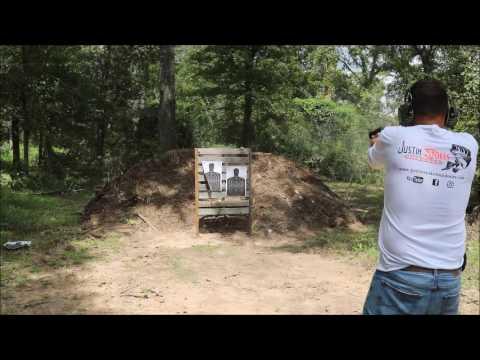 Homemade Shooting Range