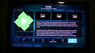 How to install Emby server on $40 Android box running Linux