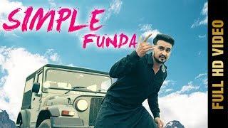 SIMPLE FUNDA (Full Video) | DEEP DANDIWAL | New Punjabi Songs 2017