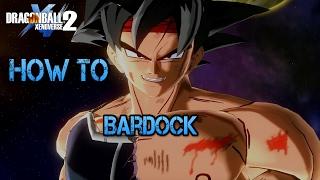 Dragon ball xenoverse 2  XB1 Bardock  Combo video