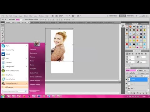 how to make GIF backgrounds usiing photoshop and pictures