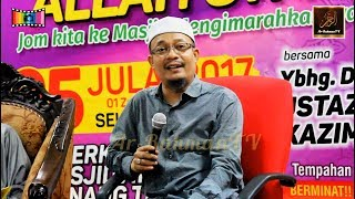 Dato' Ustaz Kazim Elias - Cari Redha Allah, Jangan Cari Redha Manusia