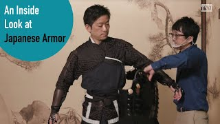 An Inside Look at Japanese Armor