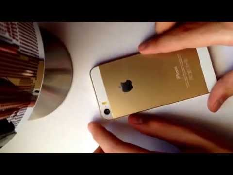 Review TinyDeal : Dummy Display Model iPhone 5s
