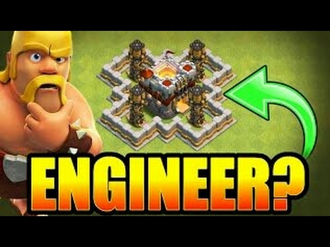 How to make an engineered base New step by step guide with photo 2017 •|• Clash of Clans