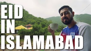Eid In Islamabad | Bakra Eid 2019 | Bekaar Vlogs | Travel Vlog
