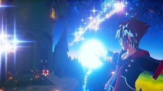 Kingdom Hearts 3 NEW GAMEPLAY! 5 Minutes of Kingdom Hearts III Gameplay Trailers!