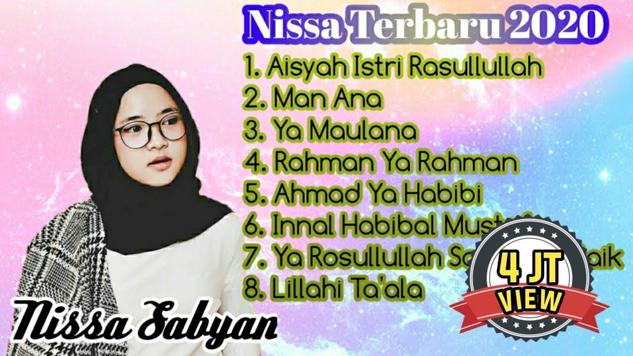 Nissa Sabyan Full Album 2020