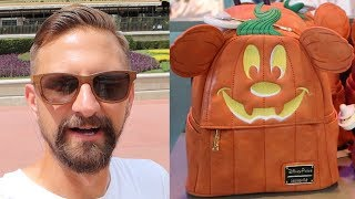 Halloween Is Starting NOW At Disney's Magic Kingdom! | What's New This Week & So Much NEW Merch!