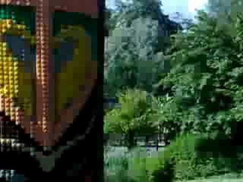 Legoland's Orient Expedition train