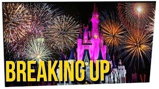 Worst Breakup Ever at Disney World ft. Steve Greene & Nikki Limo
