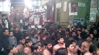 2007 taboot-e-Imam Zainulabideen(as)and noha SAJJAD LAYE HA