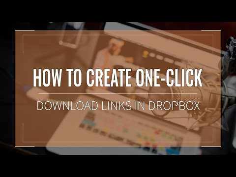 Xxx Mp4 How To Create One Click Download Links In Dropbox 3gp Sex