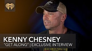 """How Does Kenny Chesney Want Everyone To """"Get Along"""" 