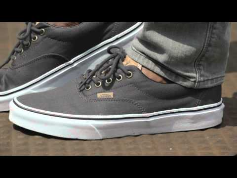 2f0053ed98 Vans Era Black Leather Shoe   Black Leather Vans E