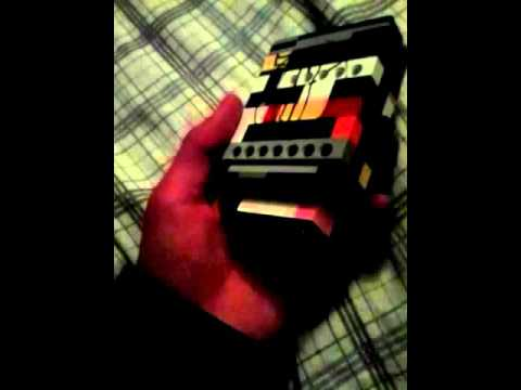 LEGO Gameboy Advance SP Review