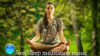 """""""om""""deep meditation music WITH VISUALS'😒Boost Your Brain powers"""