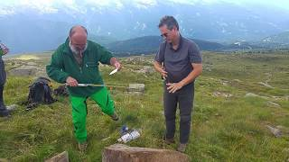 Ritrovata la perduta epigrafe del Deutsche Alpenkorps di Lusia