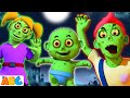Zombie Finger Family Nursery Rhymes And Baby Songs Halloween Songs For Kids All Babies Channel