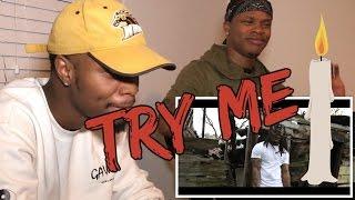 Monatana of 300 - TRY ME (Remix) (( REACTION )) - LawTWINZ!!!