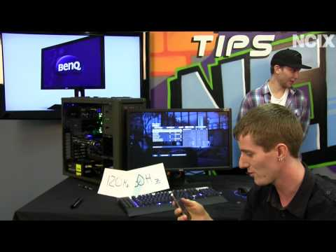 Can the Average Gamer See More than 60Hz??? NCIX Tech Tips