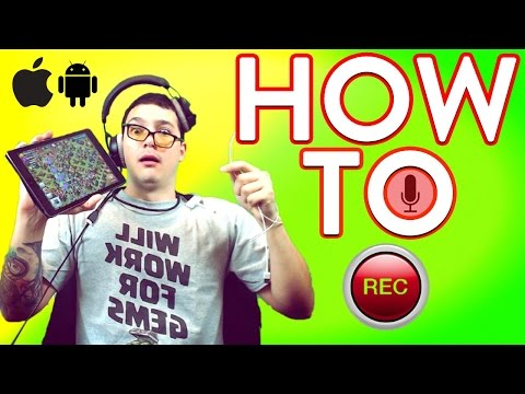 How To Record Mobile Games! Record Clash of Clans & Boom Beach in HD! (5 Ways!)