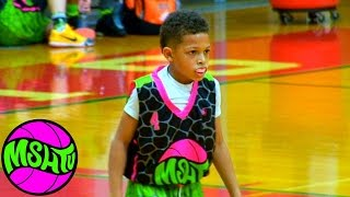 10 Year Old John Mobley Jr is BETTER THAN YOU - 2015 MSHTV Camp