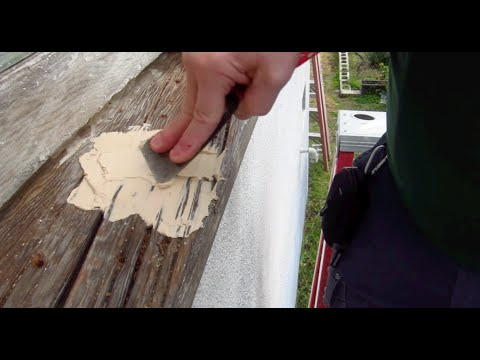 How to Fix Wood Rot 4 of 4