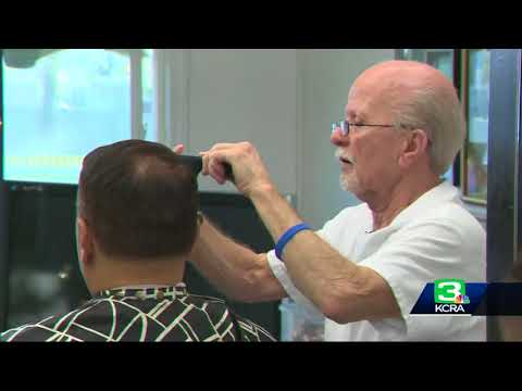 Folsom barber continues decades-old tradition