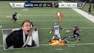 Human Joystick Barry CARRIES The Squad... Wheel of MUT! Ep. #69