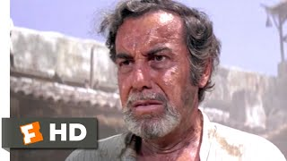 Guns of the Magnificent Seven (1969) - Talk Now or Never Talk Again Scene (6/9) | Movieclips
