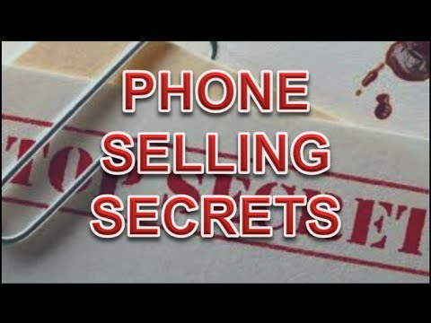 [Selling Over The Phone Secret 05] Closing The Sale