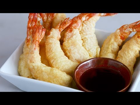 Shrimp Tempura Recipe | Yummy Ph