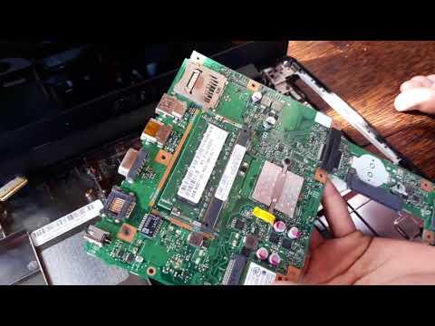 Tutorial Membongkar Laptop ASUS Type X453M