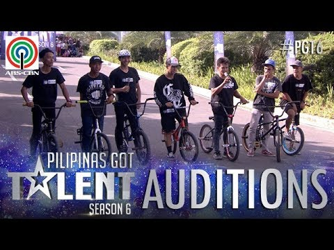 Pilipinas Got Talent 2018 Auditions: Bohol Flatland Crew - Bike  Exhibitions